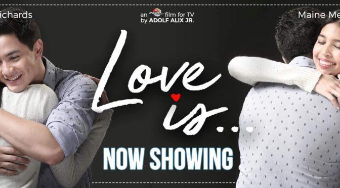 Love Is: Eat Bulaga's TeleMovie